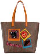 Etro Memories Tote Bag - Brown