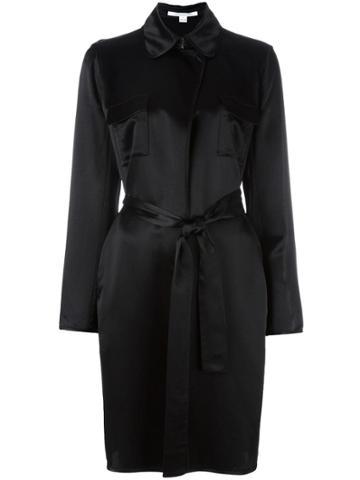 Dvf Diane Von Furstenberg Wrap Dress - Black