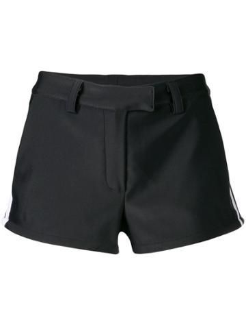 Gcds Extra Short Shorts - Black