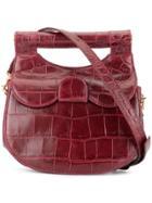 Staud Mini Madeline Bag - Red
