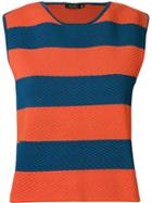Gig Striped Knit Tank Top