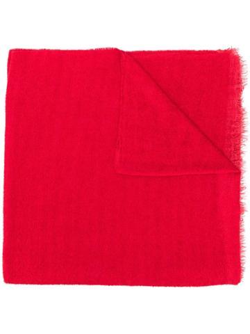 Faliero Sarti Lolla Scarf - Red