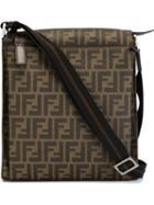Fendi 'zucca' Messenger Bag