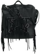 Diesel M-supers Star Bag - Black
