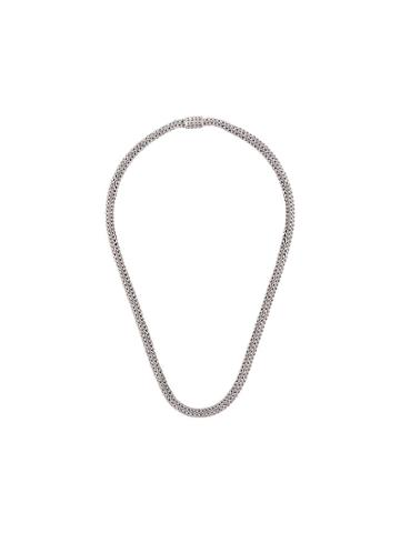 John Hardy Classic Chain Extra-small Necklace - Silver