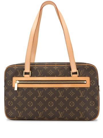 Louis Vuitton Pre-owned City Gm Shoulder Bag - Brown