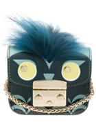 Furla Metropolis Jungle Mini Bag - Blue