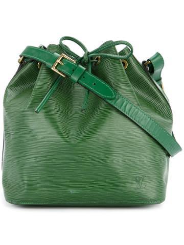 Louis Vuitton Vintage Petit Noe Shoulder Bag - Green