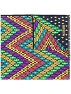 Missoni Frayed Printed Scarf - Multicolour