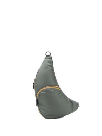 Junya Watanabe Man Plain Sling Bag - Green