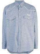 Palace Gingham Shirt - Blue