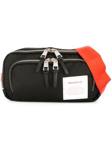 Makavelic Da Move Iconic Bag - Black