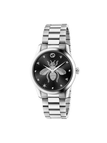 Gucci G-timeless 38 Mm - Silver