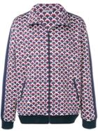 Valentino Scale Print Jacket - Blue