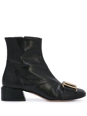 Tibi Wyatt Boots - Black