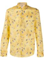 Etro Floral Shirt - Yellow