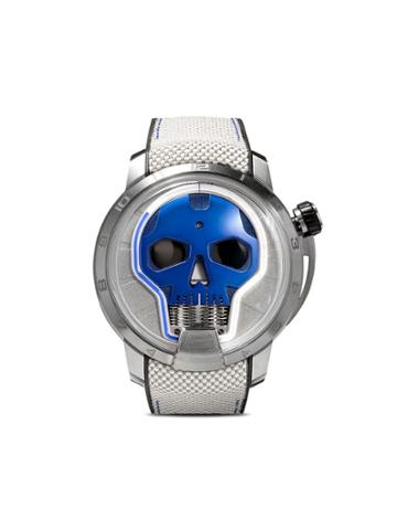 Hyt Skull Watch - Blue