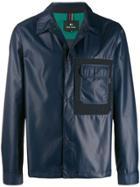 Ps Paul Smith Lightweight Jacket - Blue