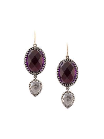 Larkspur & Hawk - Purple