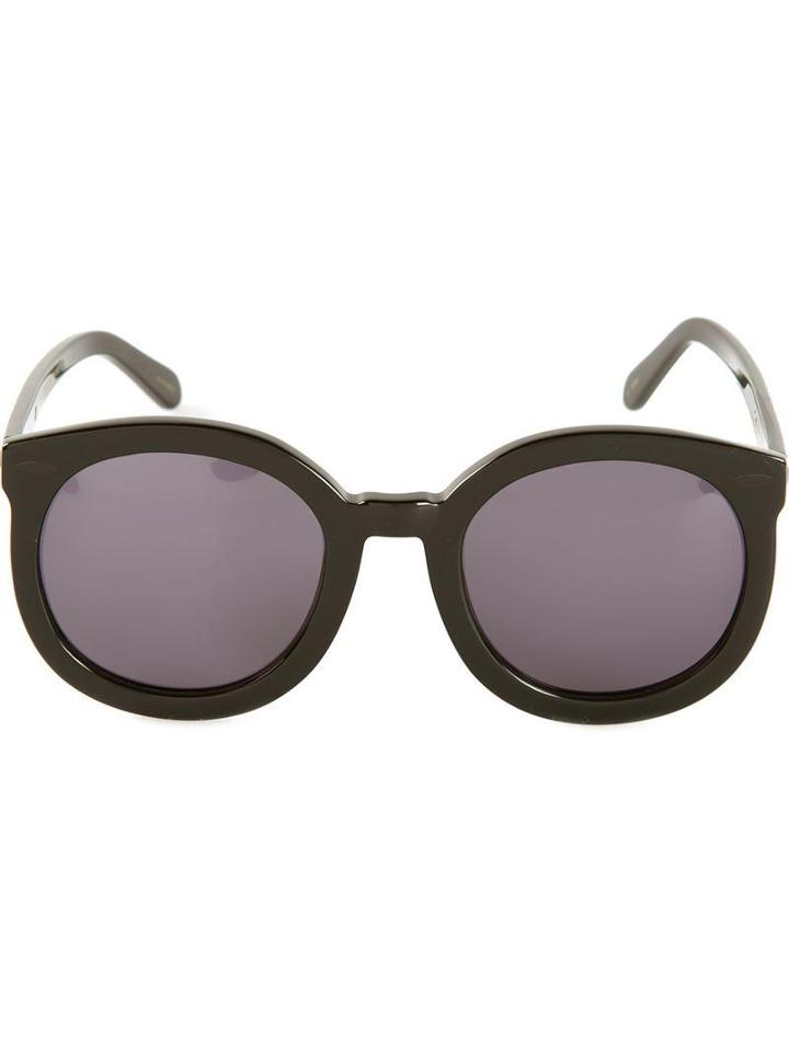 Karen Walker Eyewear 'super Duper' Sunglasses