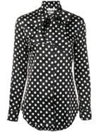 Moschino Polka Dot Shirt - Black