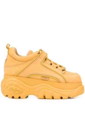 Buffalo Chunky Sole Sneakers - Neutrals