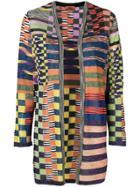Missoni Striped Cardigan - Multicolour