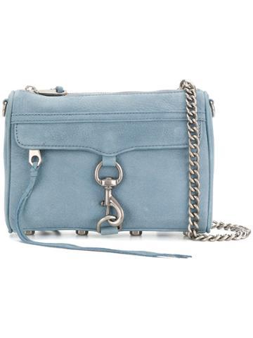 Rebecca Minkoff Small Mac Crossbody Bag - Blue