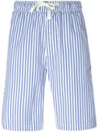 Roundel London Striped Shorts
