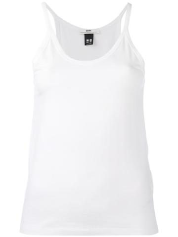 Hope 'one' Tank Top - White