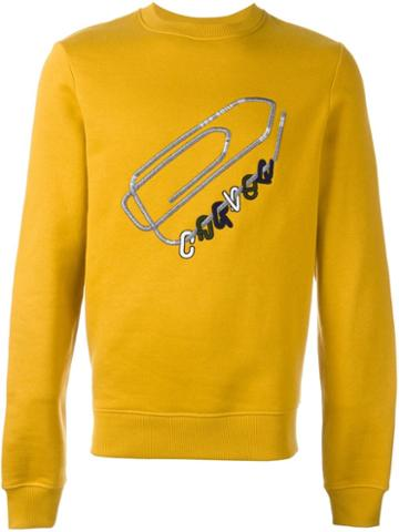 Carven 'carven' Printed Sweater