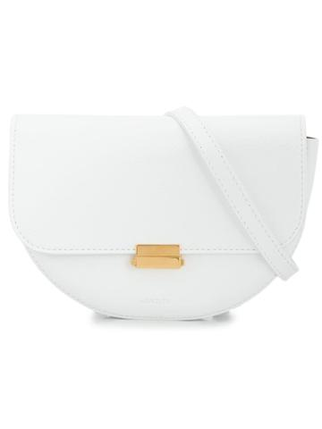 Wandler Anna Mountain Belt Bag - White