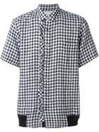 Sacai Gingham Shirt