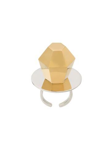 Ambush Candy Geometric Ring - Gold