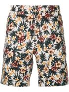 Loveless Floral Print Shorts - Multicolour