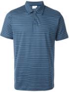 Sunspel Striped Polo Shirt
