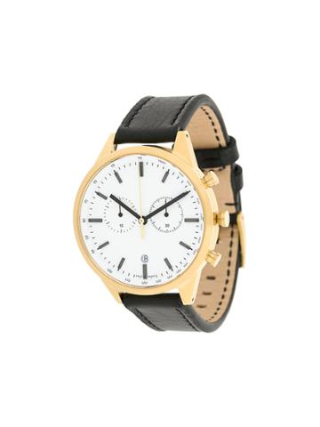 Uniform Wares C41 Chronograph Watch - Metallic
