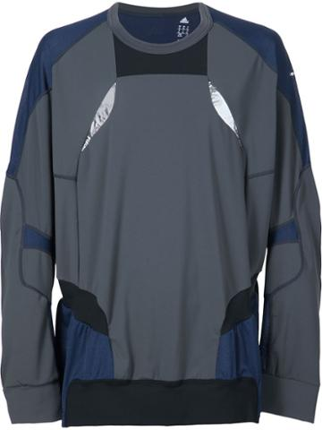 Adidas Kolor X Adidas Panelled Sweatshirt