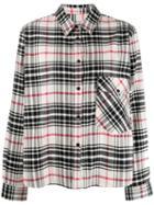 Woolrich Plaid Shirt - Neutrals