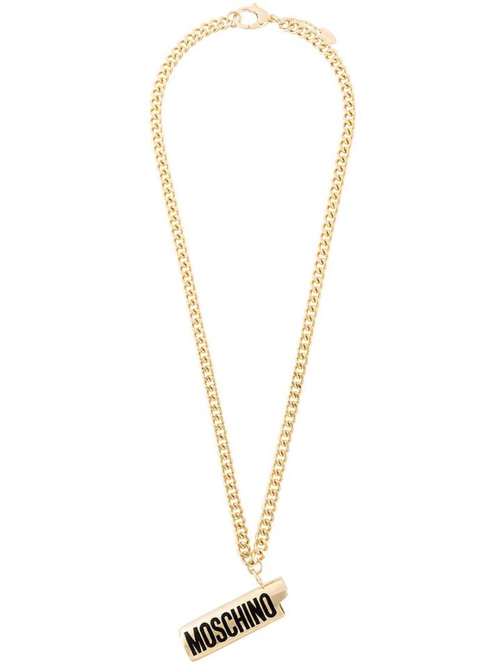 Moschino Whistle Necklace