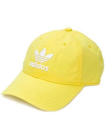 Adidas Adidas Originals Trefoil Cap - Yellow & Orange