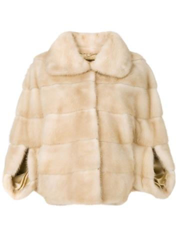 Liska Romea Fur Jacket - Brown