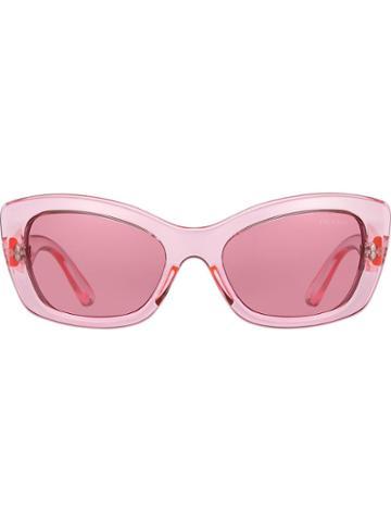 Prada Eyewear Prada Postcard Eyewear - Pink