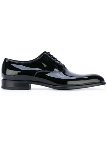 Fratelli Rossetti Classic Oxford Shoes - Black
