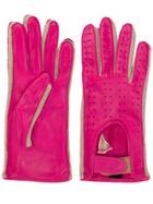 Gala Gloves Driving Gloves - Pink