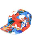Ami Paris 5 Panels Cap - Blue
