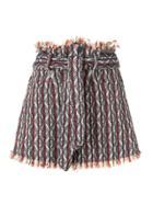 Iro Vanity Shorts - Blue