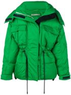 Sportmax Padded Jacket - Green