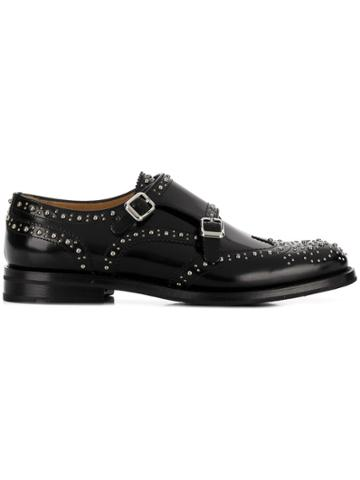 Church's Church's Do0002f9xv F0aab Black Leather/fur/exotic