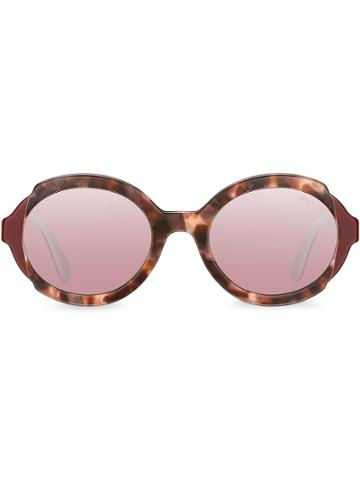 Prada Eyewear Prada Eyewear Collection Sunglasses - Red